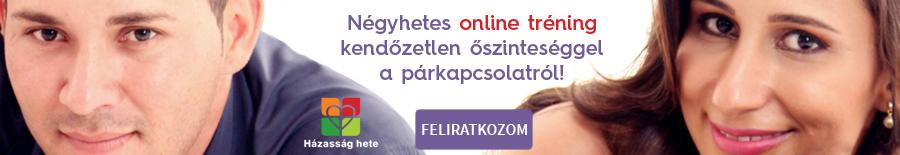 online tréning feliratkozás