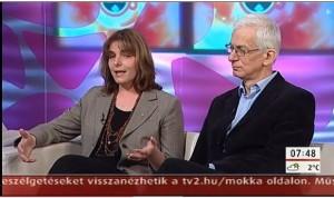 A TV2 Mokka vendége volt Keresztes Ilona, Mohay Tamás és Herjeczki Kornél
