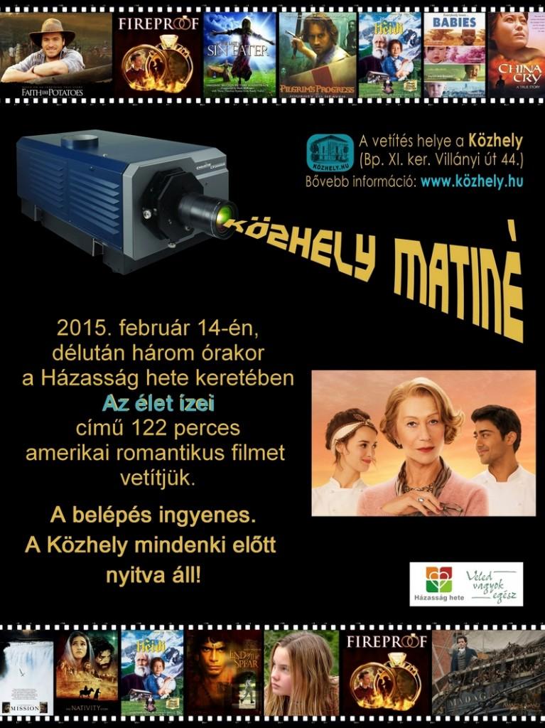 m_filmplakát_az elet izei