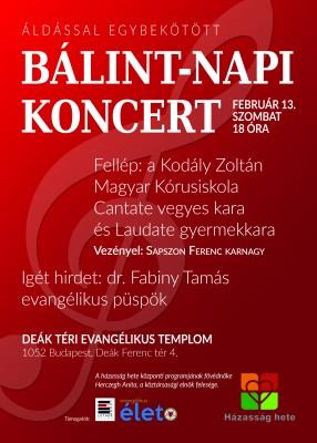Balint-nap-koncert