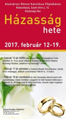 Házasság Hete 2017.(1)