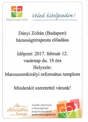 hh 2017 Marosszentkirály