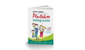Péntekre boldog család – Kevin Leman