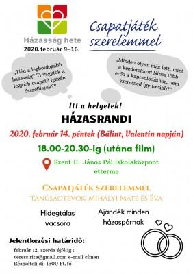 Budapest - Házasrandi